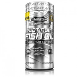 Platinum Fish Oil (100 Capsulas)