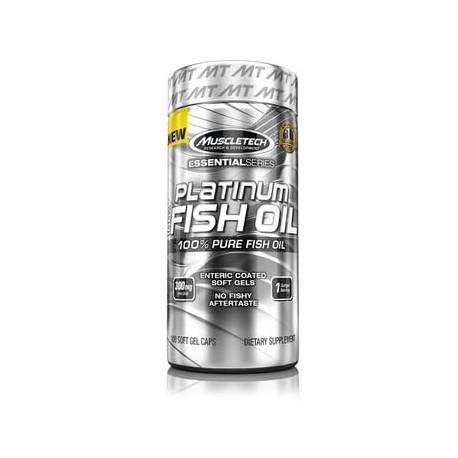 Platinum Fish Oil (100 Capsulas)