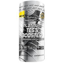 Platinum Test Booster (60 Capsulas)