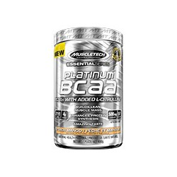 Platinum Bcaa 8:1:1 (200 Capsulas) Muscletech