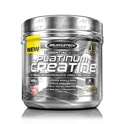Platinum Creatine (300 Gramos) MUSCLETECH