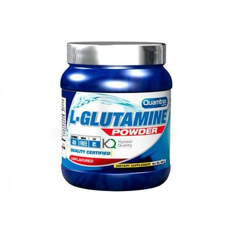 L-Glutamine Powder (400 Gramos)