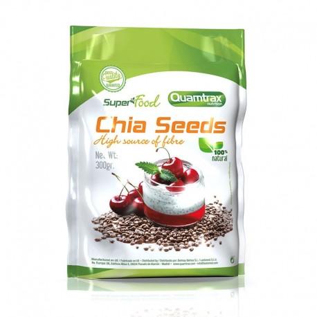SuperFood Semilla de Chia (300 gr) Quamtrax