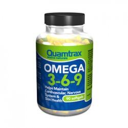 Omega 3-6-9 (90 softgels) Quamtrax