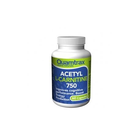 Acetyl L-Carnitine (60 Capsulas)
