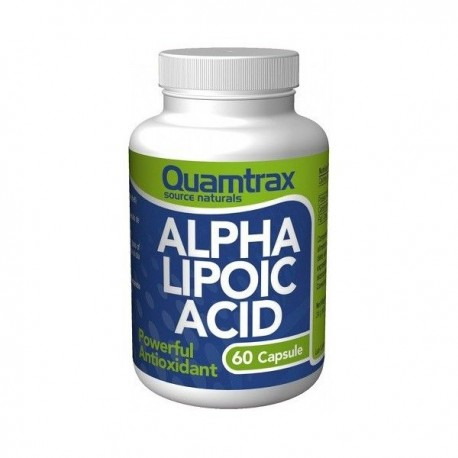 Alpha Lipoic Acid (60 Capsulas)