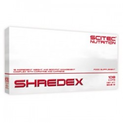 Shredex (108 Capsulas)