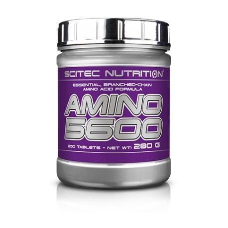 Amino 5600 (200 Capsulas)