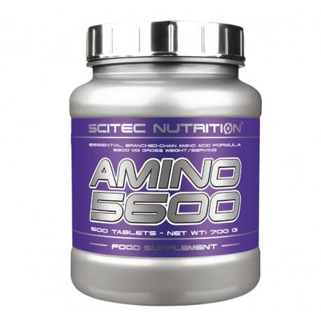 Amino 5600 (500 Capsulas)