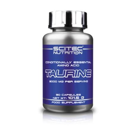 Taurine (90 Capsulas)
