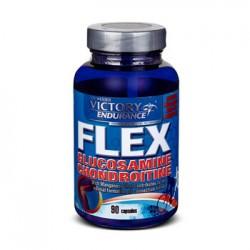 Flex Glucosamine-Chondroitine (90 capsulas) Victory Endurance