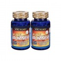 Pack Fat Burner (120 capsulas) Victory Endurance