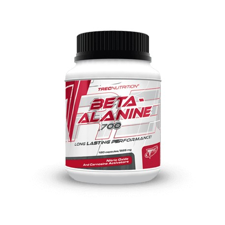 Beta Alanine 700 (120 Capsulas)