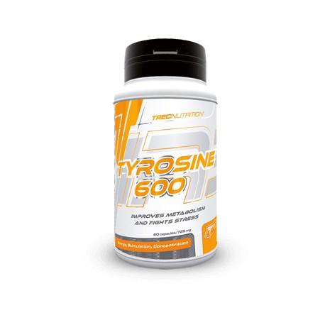 Tyrosine 600 (60 Capsulas)