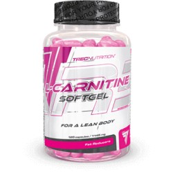 L-Carnitine Softgel (120 capsulas)