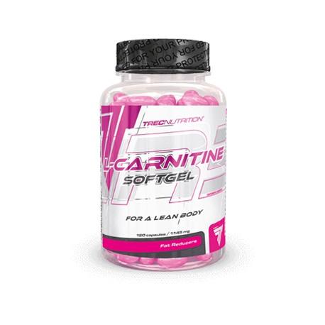 L-Carnitine Softgel (120 capsulas)