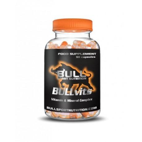 Bullvits (90 Capsulas)