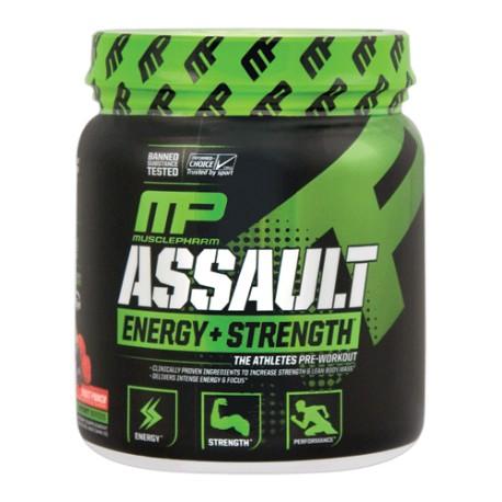 Assault Energy+Strength (30 servicios)