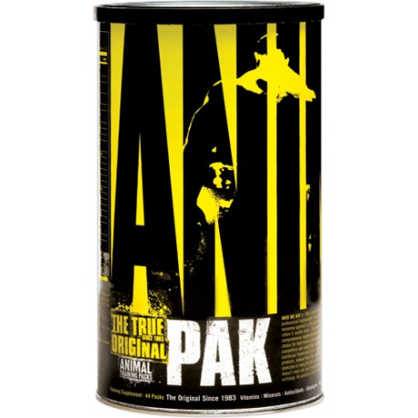 Animal Pak (44 Packs)