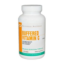Buffered Vitamin C (100 Tabletas)
