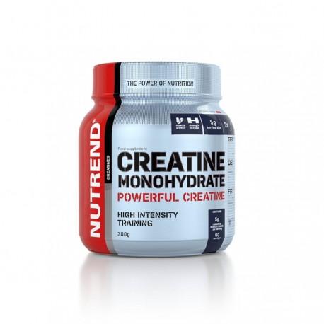 Creatine monohydrate (300 Gramos)