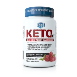 Keto XT (60 Capsulas)