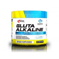 Gluta Alkaline Power Series (100 Gramos)