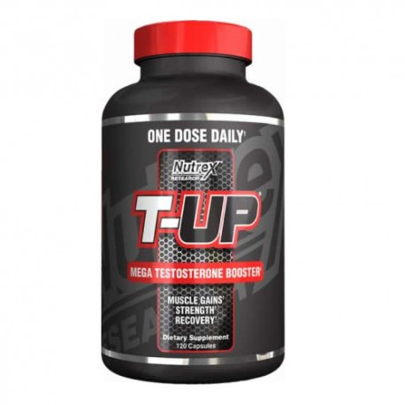 T Up Black (120 capsulas)