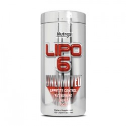 lipo 6 Unlimited (120 Capsulas)