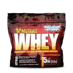 Mutant whey (2,27 kg) Pvl