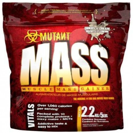 Mutant Mass (2,2 Kg)