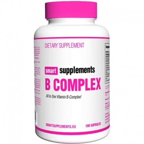 B Complex (100 Capsulas)