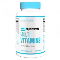 Multi Vitamins (120 Capsulas)