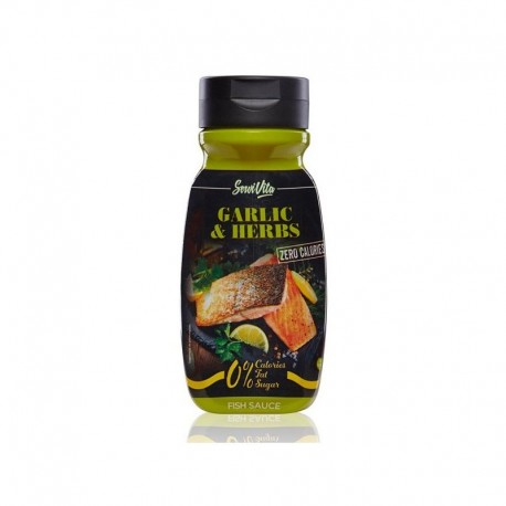 GARLIC & HERBS (Ajo Hierbas) (305ml)