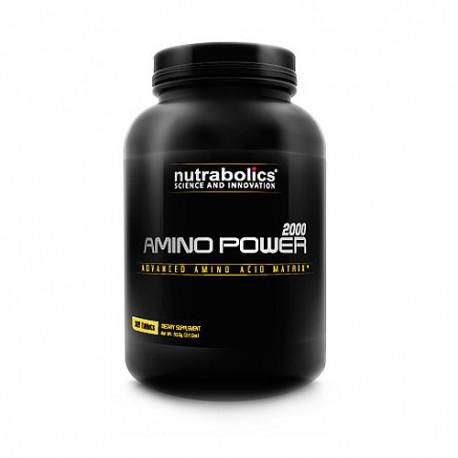 Amino Power 2000 (324 Tabletas)