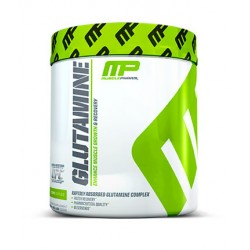 Glutamine Muscle Pharm (300 Gramos)