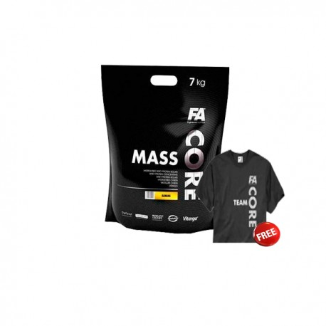 Mass core (7 Kg) + Camiseta de regalo