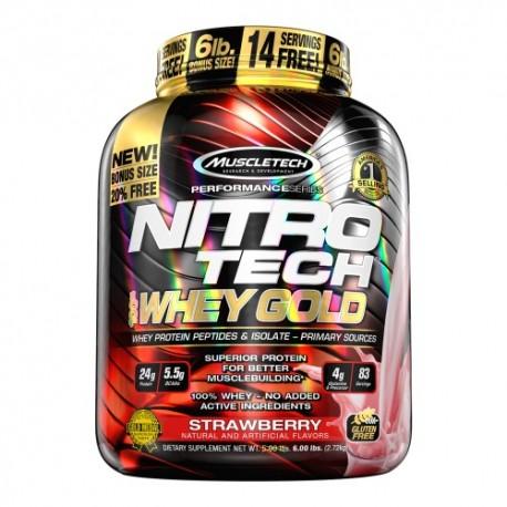 Nitro Tech Performance Series (1,8 Kg)