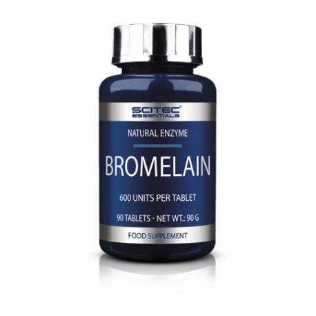 Bromelain -90 Tabletas- de Scitec Essentials