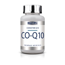 CO-Q10 -100 cápsulas- de Scitec Essentials