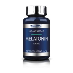 Melatonin (90 tabletas) de Scitec Essentials