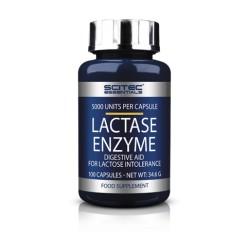 Lactase Enzyme (100 cápsulas) de Scitec Essentials