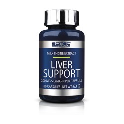 Liver Support (80 cápsulas) de Scitec Essentials