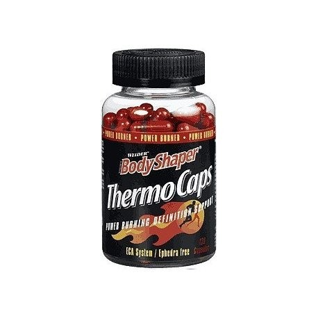 Thermo caps weider como tomar