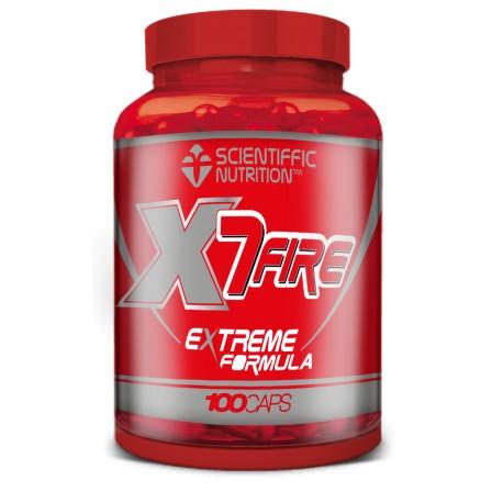 X7Fire (100 Cápsulas)