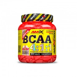 BCAA 4:1:1 -300 tabletas- de Amix Pro