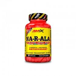 NA-R-ALA -60 cápsulas- de Amix Pro