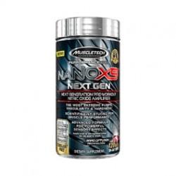 NANOX9 Next Gen (120 Cápsulas) de Muscletech