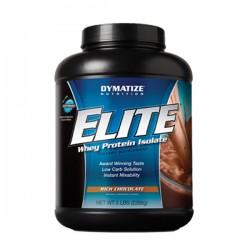 Elite whey protein (2,27 kg) + Shaker Dymatize