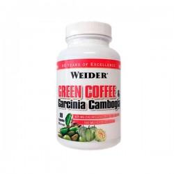 Green Coffee + Garcinia Cambogi (90 cápsulas) Weider